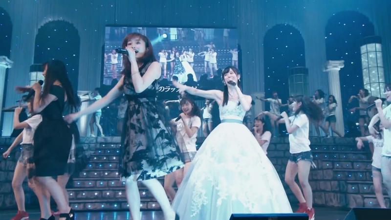 NMB48 - Seishun no Lap Time @ Jonishi Kei Sotsugyou Concert ~Yappari Kei-chan ga Number One~