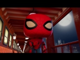 Marvel Collector Corps Spider-Man Homecoming Trailer! Funko POP Russia Фанко Поп Россия funkopoprussia.com