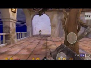 Дэмка со второй части Quake Draiv HD -