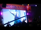 Косплей на Локи) Такой милаха))Comic Con/Игромир Russia 2016