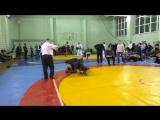Свистков Никита 2 бой 1 раунд