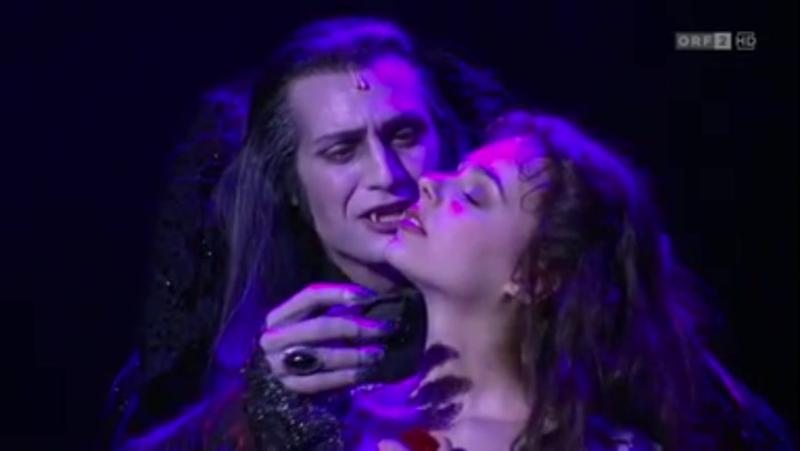 ORF2 - Tanz der vampire - Liebe auf den ersten Biss - 08.10.2017