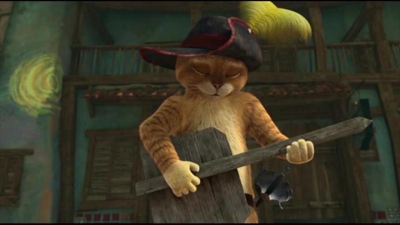Приключения кота в сапогах 3-01. Босоногий Ули