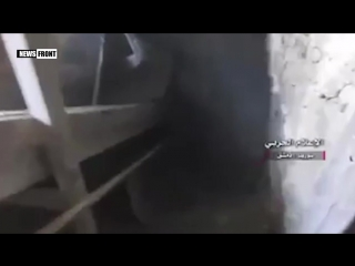 Сирия_ Аль-Кабун после освобождения правительственными войсками
