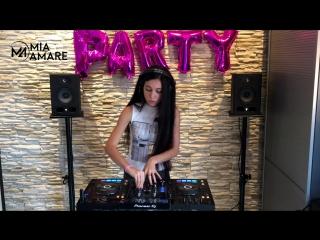 Russian Deep House Mix Djane Mia Amare Русская Музыка Best Remixes 2017 Pioneer  (1)
