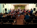 Репетиция попурри Мозаика и капелла
