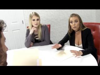 Britney amber & lily rader [2017, blowjob, fucking, slut training, facials, cum in mouth, orgasm control, hd 720p / 60fps]