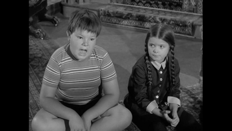 The Addams Family S2E15 / Christmas with the Addams Family
