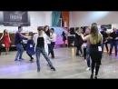 Танец всех финалистов Bachata Motion