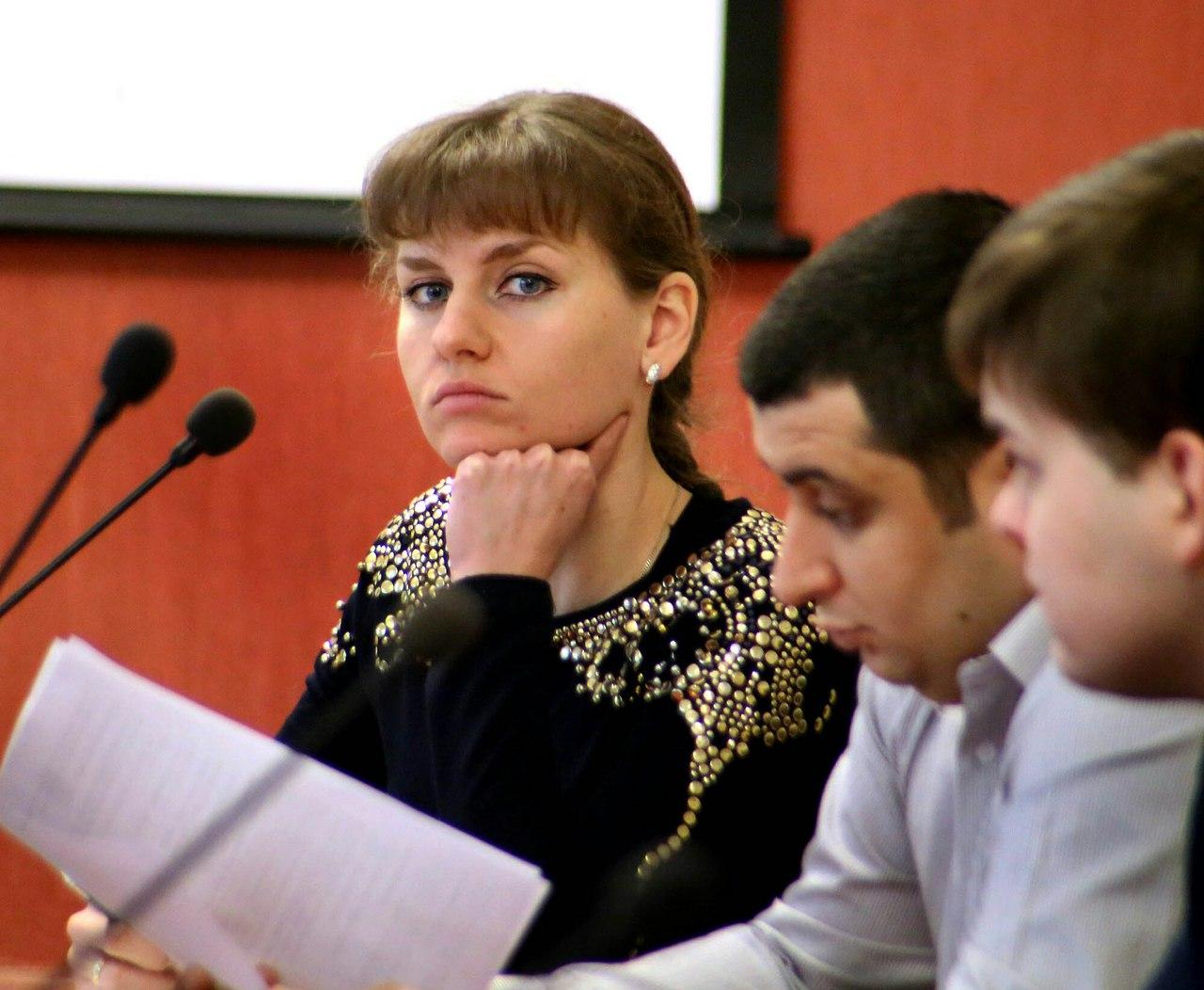 Состоялось заседание Совета молодежного парламента