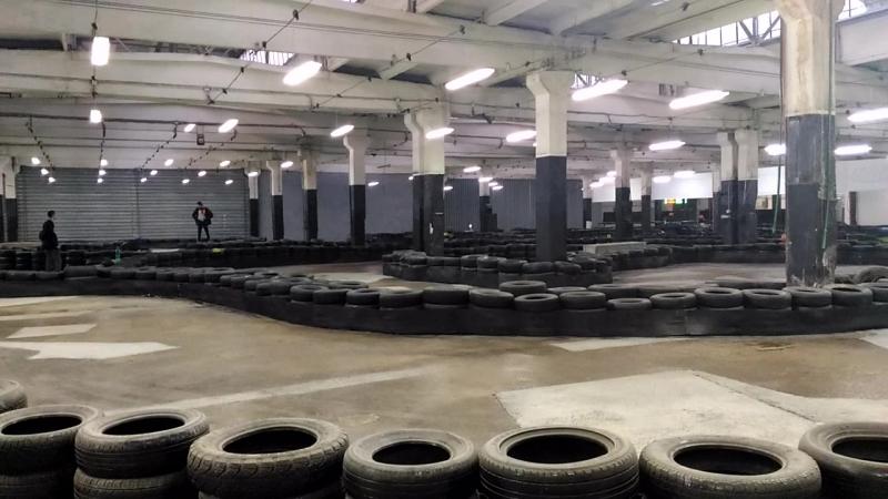 Karting Hall TURBA 12.04.2017