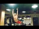 keeping muscle-ups