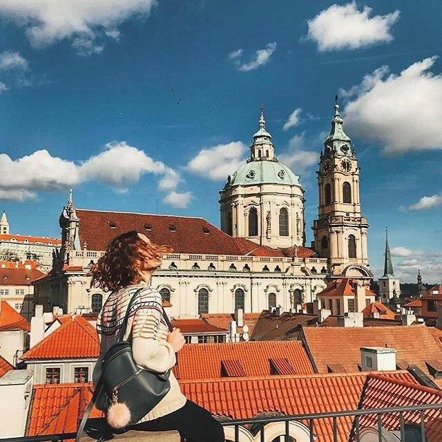 Петербург: тур в Прагу на неделю с завтраками всего за 12400 рублей с человека