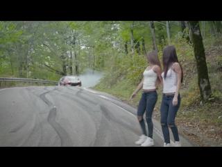 Горный дрифт в Сочи | Touge Drift Sochi | Сочипония | Мужской Сочи