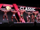 Arnold Classic Europe 2017 - Prejudging First Callout