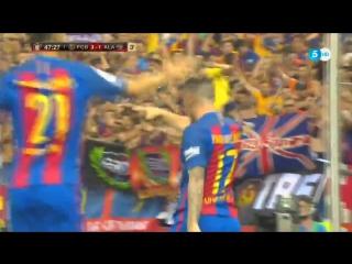 Barcelona 3-1 Alaves