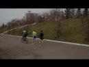 старт на 21 км енисей-батюшка