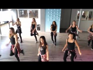 Saskia's Dansschool. The Star Factory. Cheerleader - Omi. Felix Jaehn - Warming Up (remix)