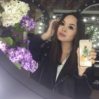 Анкета Екатерина Григорьева