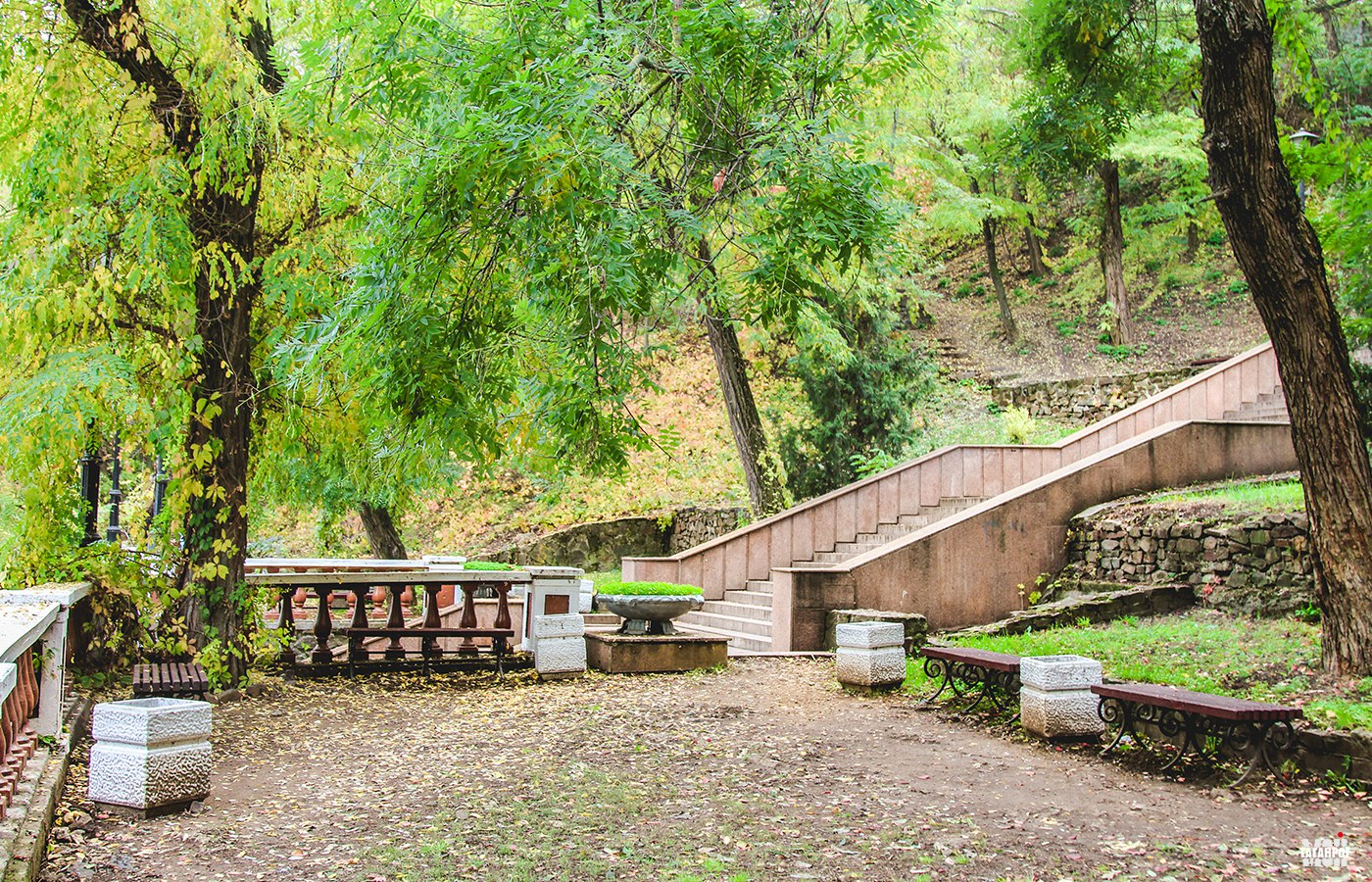 Каменная лестница Таганрог
