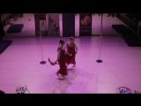pole dance duet artistic Колпакова -Ломакина 2место любители Catwalk  16.04.17