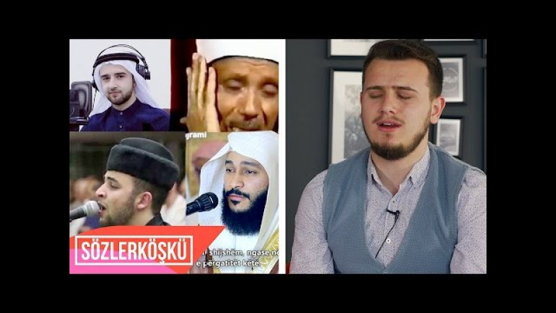 Üçüncü Kez Ünlü İmamların Sesini Taklit Etti Osman Bostancı