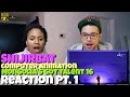 Shijirbat - computer animation on Mongolia's Got Talent 16 Reaction Pt.1