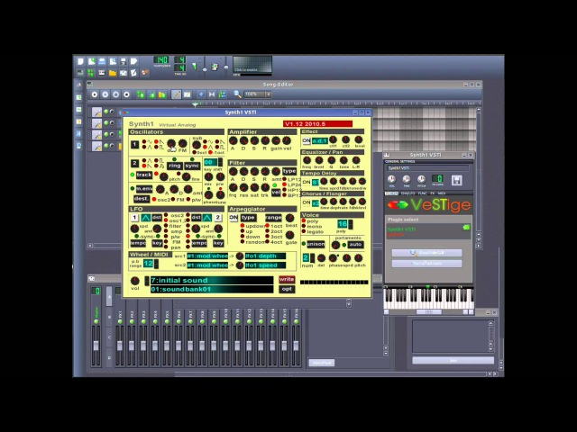 Music Hacker(Advanced LMMS) - S1E1 - Supersaws VSTs