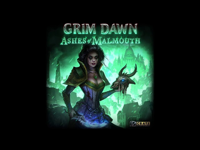 Grim Dawn: Ashes of Malmouth Soundtrack - 04 - Shaper of Flesh