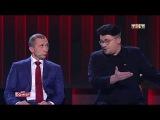 Харламов и Грачев. Встреча Владимира Путина с Ангелой Меркель и Ким Чен Ын