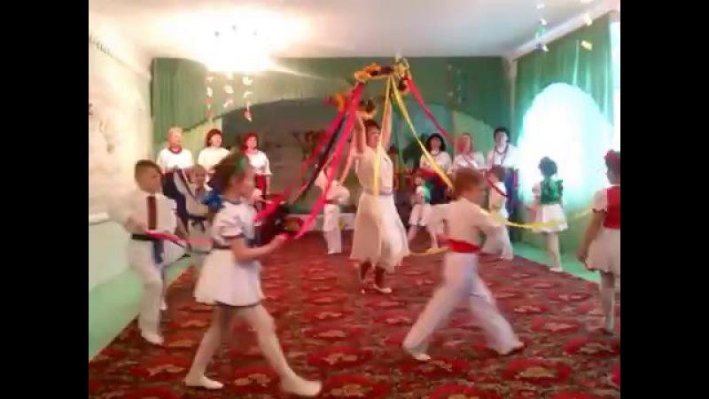 Вітання гостей у дитячому садочку №61 м. Павлоград