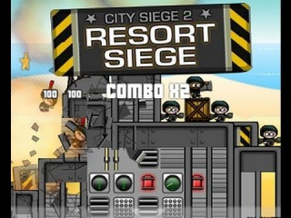 City Siege 2 Resort Siege Feel yourself as a soldier of the elite special forces