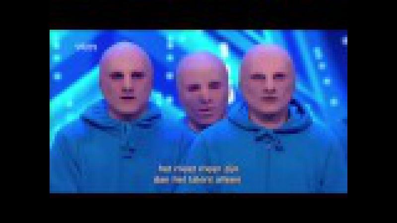 Baba Yega finale van Belgium's Got Talent 2016