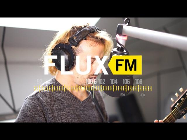 Bonaparte - Into The Wild live @FluxFM (Akustikversion)