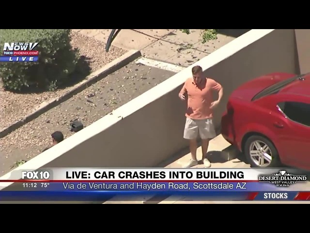 Dancing Scottsdale Man Puts On A Show