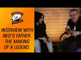 Interview with NEO's father. The Making of a Legend | CS:GO