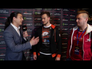 PashaBiceps Interview - DreamHack Masters Las Vegas 2017