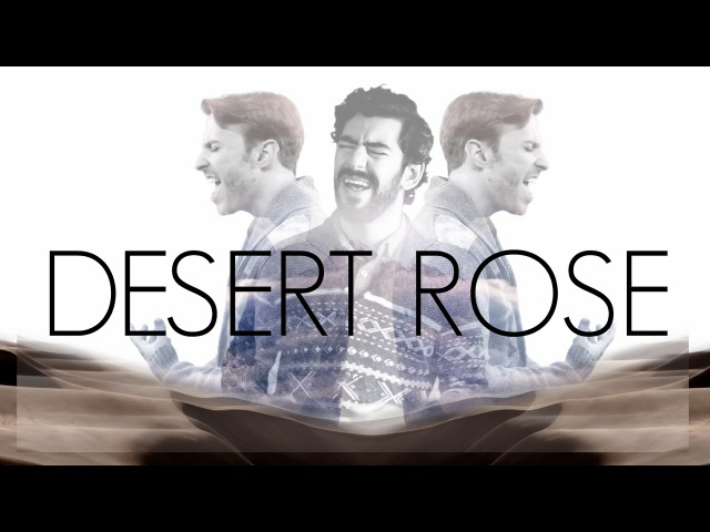 Peter Hollens Alaa Wardi Desert Rose (Sting feat. Cheb mami Cover)