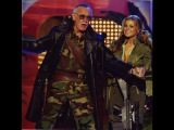 Gphoria 2004 Stan Lee as Revolver Ocelot and Hideo Kojima win Legend Award