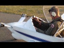 Colomban CriCri Jet - Display Flight - Edith Piaf