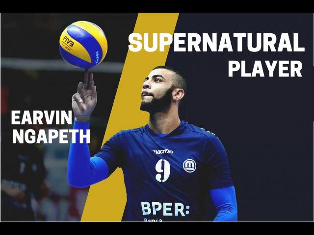Earvin Ngapeth ● Supernatural Player