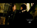 Castle 2x18 Moment: Hold it while you tie your shoe? - No I want you to take it - Only Back Up