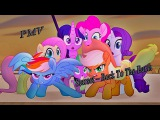 PMV( MLP The Movie) Starset  Back To The Earth