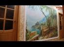 Поклейка фотообоев на стену стыки подгон рисунка Декоративное пано из фотообо