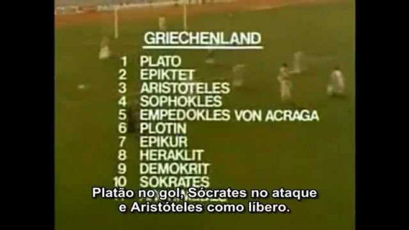 Monty Python - Futebol Filosófico