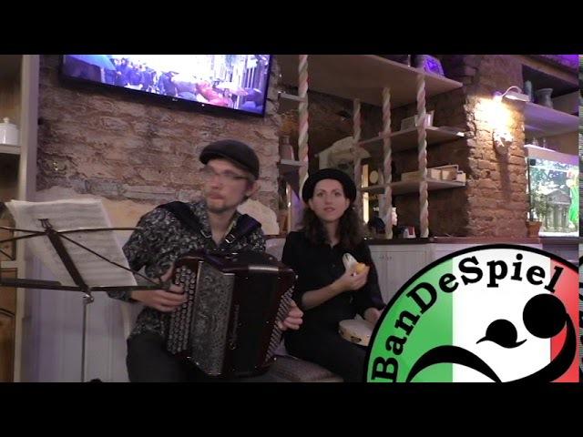 Salone Italiano - Арт-бригада BanDeSpiel