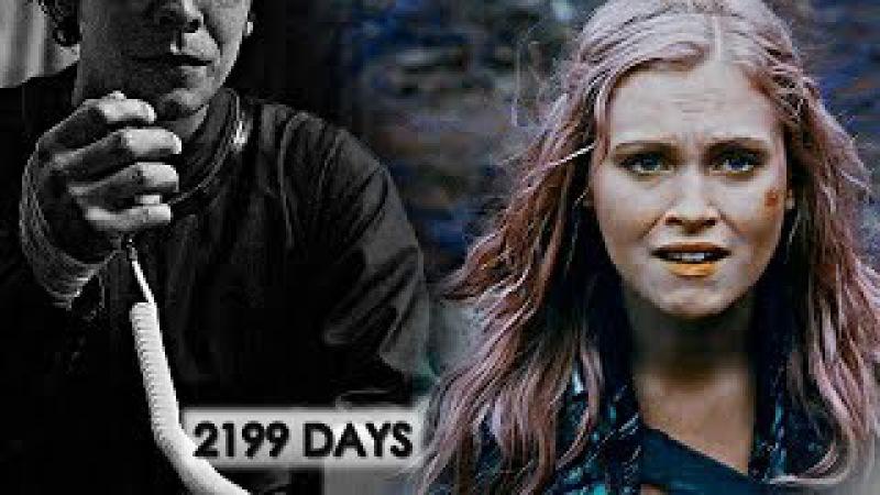 Bellamy clarke | losing what I never found. [2199 days AU]