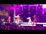 Fifth Harmony performing All In My Head (Flex) IN New Orleans,Louisiana