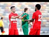 «Спартак» — «Жилина-II» — 5:1. Первый гол Луиса Адриано за