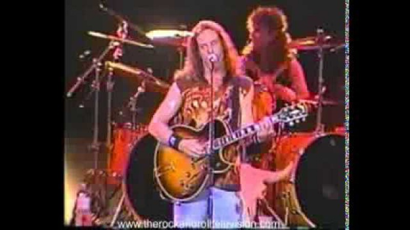 TED NUGENT Kiss My Ass